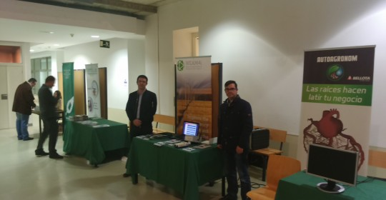 WEAM4i at the 2nd National Horticultural Engineering Symposium