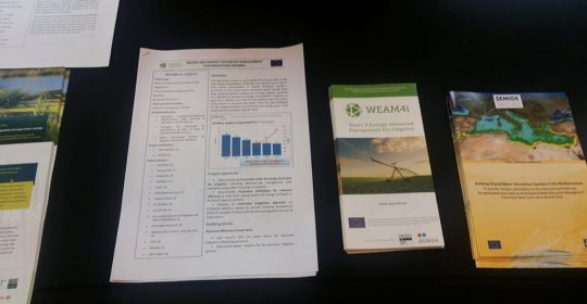 Boosting Opportunities in Water Innovation: Smart Irrigation with WEAM4i Solution!