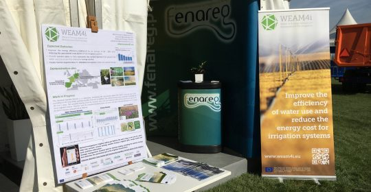 WEAM4i Project at AgroGlobal Conference 2016